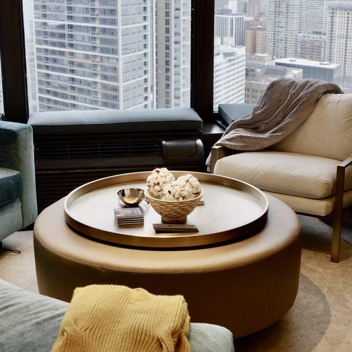 Ingrid Porter Interiors Portfolio Chicago Skyline Interior Design 10